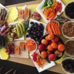 Kolorowe warzywa i owoce w naszym biurze